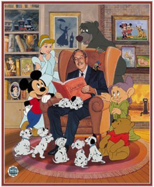 a biography of walt disney an american movie producer Walt disney: an american original by  a must-read for any disney fan bob thomas' biography of walt disney is a fantastic look into the life and business.